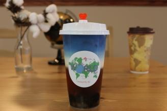 Panthers Pride milk Tea
