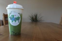 Matcha Latte Milk Cap